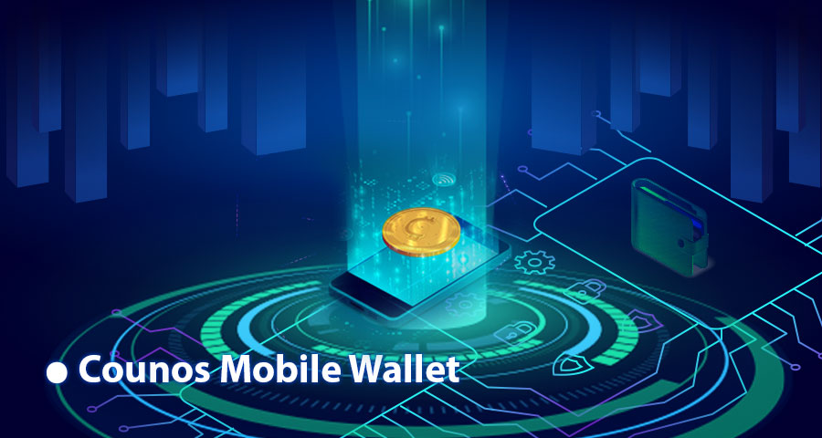 Counos Mobile Wallet is a crypto wallet that in addition to high speed, security, and privacy, has many other amazing features for users so that they can make transactions with different cryptocurrencies and stablecoins easily and safely