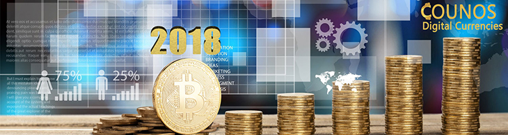 A Review on Bitcoin Value in 2018