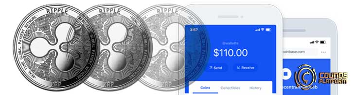 Coinbase Wallet Supports Ripple in Different Mobile Formats