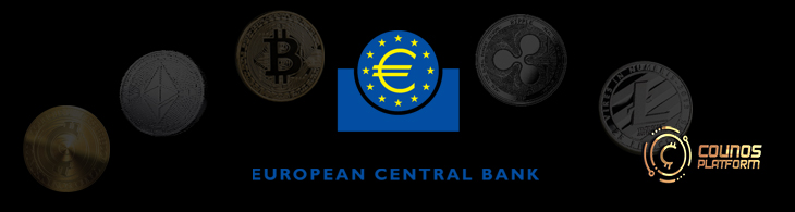 European Central Bank Says that Cryptocurrencies Have No Substantial Implications for Monetary Policy