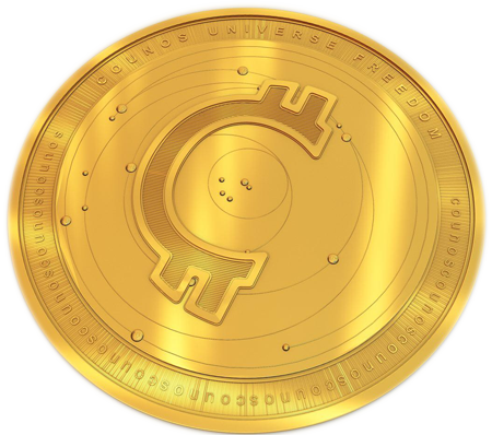 Counos Gold Cryptocurrency