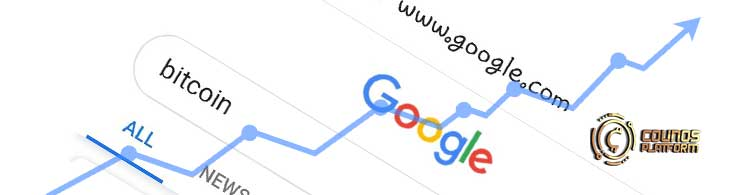 The Increase of Bitcoin Value Rise Along with the Rate of Its Search Results in Google