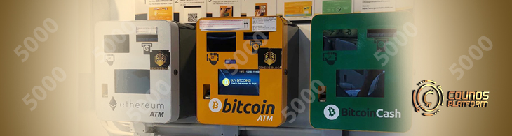 There Are 5 Thousand Crypto ATMs All Across the World