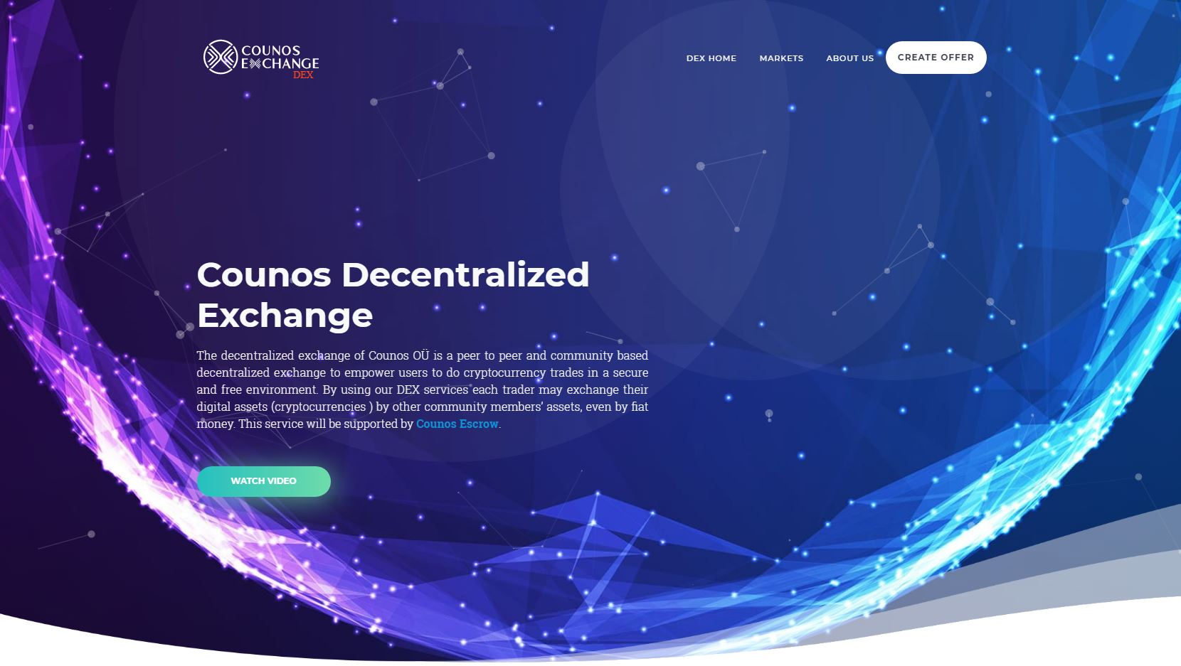 Counos Decentralized Exchange has become the first choice of many involved in the Crypto Economy