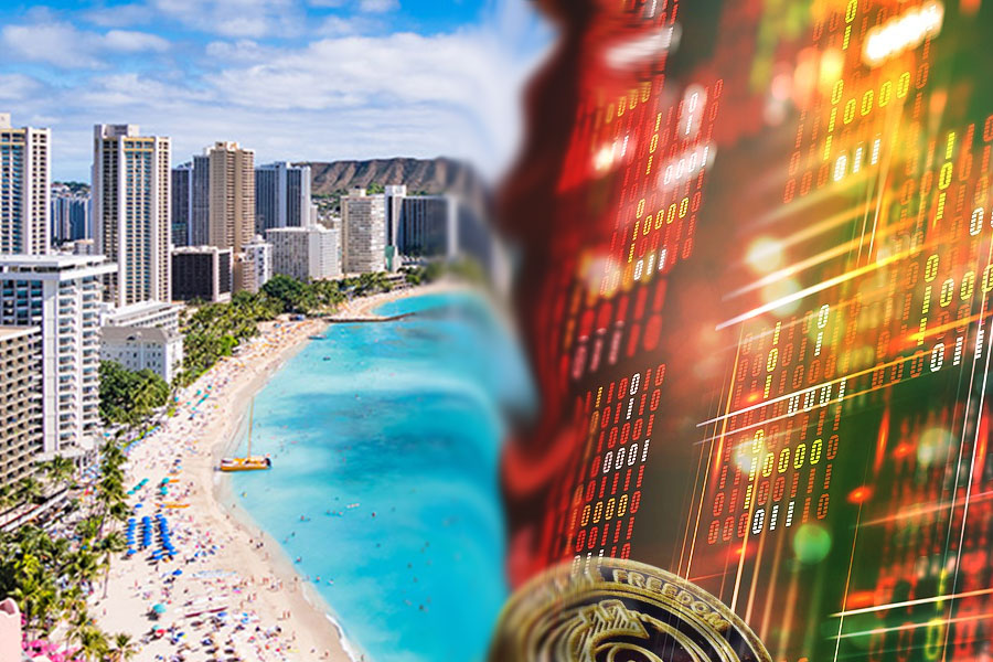 This initiative will be run for two years and it will allow companies that issue cryptocurrencies to do business in the state of Hawaii without the need to obtain state money transmitter license.