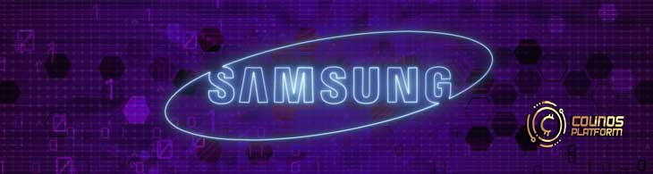 Samsung Starts a New Blockchain-based Project