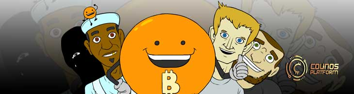 "Streaming the Animated Series ""Bitcoin and Friends"" on YouTube"